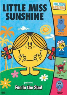 Mr. Men Show   Little Miss Sunshine Presents Fun in the Sun DVD, ,