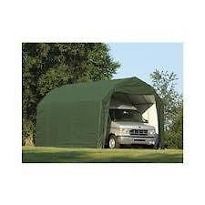 11 Barn Style, Portable Garage, Instant Carport /Shed  Shelterlogic