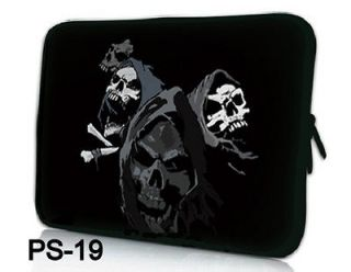 Cool Skull 10 10.1 Laptop Bag Case For Acer Iconia A200 W500 A500
