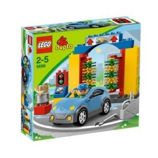 83595   Lego 5696   Duplo Town   Car Wash