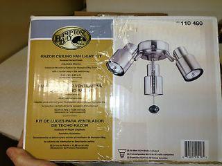 hampton bay ceiling fan light kits