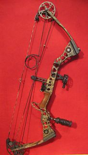 Matthews SoloCam LX Left Handed Compound Bow