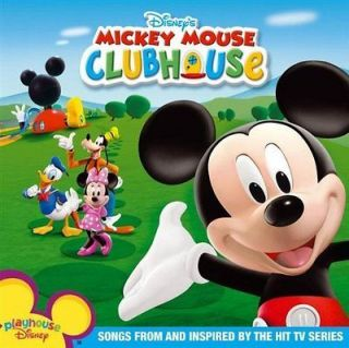 MICKEY MOUSE CLUBHOUSE   DISNEY TV SERIES ( NEW SEALED CD ) HOT DOG