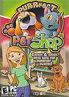 Purrfec Pe Shop PC GAME Creae & Mach Pes w/Owners