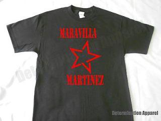 Shirt  STAR  Maravilla vs Martin Murray Boxing HBO 24/7   B