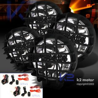 LIGHTS+H3 BULBS+SWITCH+W IRING (Fits: 2005 Jeep Grand Cherokee Laredo
