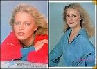 CHERYL LADD sexy 1983 JPN PINUP PICTURE CLIPPINGS (2) Sheets #OD/YW