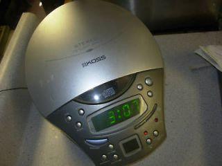 Emerson iC2196 Digital iPod Docking AM/FM CD Alarm Clock Radio
