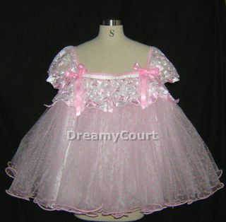 ADULT SISSY BABY TUTU DOLL DRESS