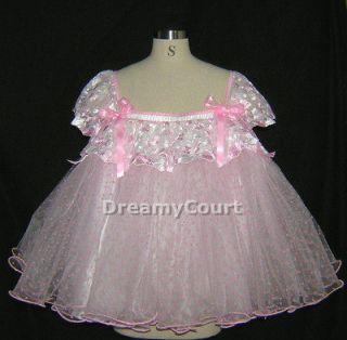 ADULT SISSY BABY TUTU DOLL DRESS
