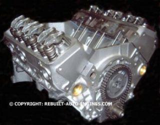 1995 CHEVY G10 VAN ENGINE (95 4.3 L 262 V6 GAS REBUILT)