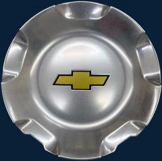 07 12 Chevrolet Tahoe Avalanche Silverado 20 Polished Wheel Center
