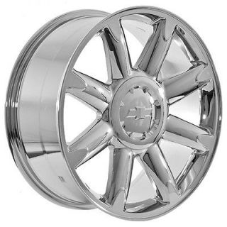 chevy avalanche 20inch wheels