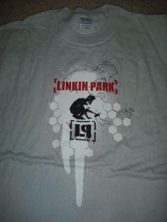 LINKIN PARK Spraypaint Honeycomb T Shirt **NEW