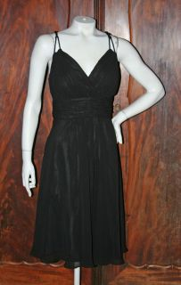WONDERFUL VINTAGE BLACK CHIFFON MARILYN MONROE GODESS DISCO PARTY