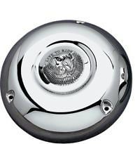 650 VStar Classic Custom Silverado  CHROME Eagle Air Cleaner Cover