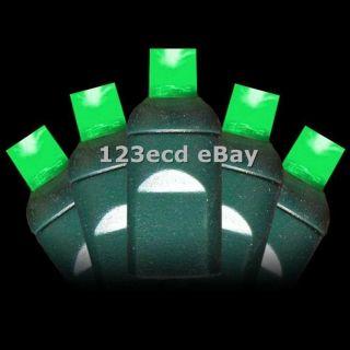 Wide Angle Christmas Lights 5mm Led lights Conical Christmas lights