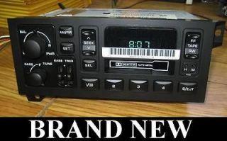 NOS) 1984 2000 Dodge RAM Jeep Cherokee Radio Cassette tape stereo OEM