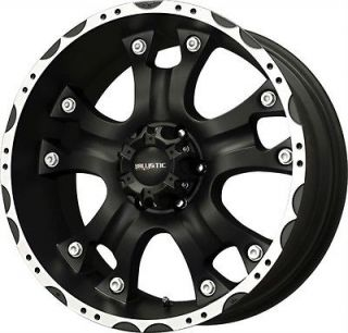 Ballistic Hostel black wheels rims 5x5 5x127 +12 / Jeep Grand Cherokee