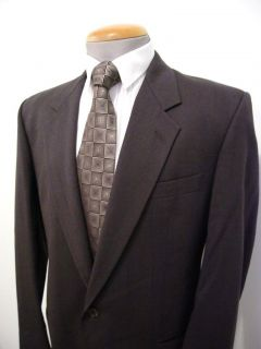FABULOUS MENS CHRISTIAN DIOR CHARCOAL GREY WOOL BLAZER JACKET SPORT