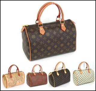 BIG Boston BAG/Luxury Lady HANDBAG/Tote Bag/083 3Color