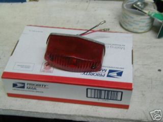 RUPP MINI BIKE REAR TAIL LIGHT ROADSTER FOX MINIBIKE