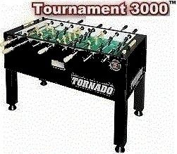 tornado foosball table in Foosball