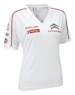 Newly listed SALE PRICE! CITROEN DS3 RACING RALLY LADIES TEAM T SHIRT