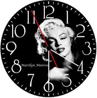 MARILYN MONROE Wall Clock * New