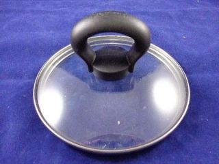 Regal Replacement Pan Pot Lid See Through Glass + Easy Grip Handle 6