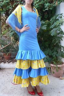 blue dress in Girls Clothing (Sizes 4 & Up)