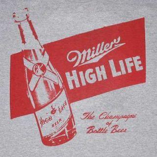 Miller Beer Ad Vintage Refrigerator Magnet