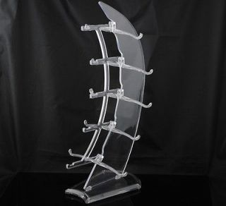 5layer Sails Sunglass Racks Display Stands Rack Holder white Upick