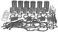 John Deere 4000 Series 4020 404D CID Engine Overhaul