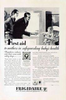1929 Frigidaire Automatic Refrigerator vintage ad