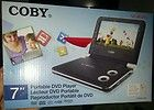 COBY TF3DVD7019 7 PORTABLE 3D DVD PLAYER