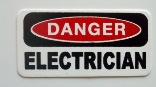 Danger Electrician Lunch Box Hard Hat Oil Field Tool Box Helmet