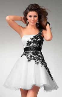 Stock Sexy Short Cocktail Dress/Prom Gown Wedding Party Deb Evening