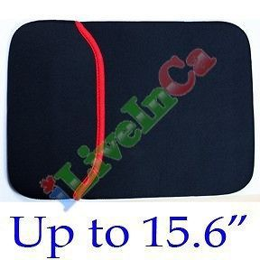 15.6 INCH NOTEBOOK COMPUTER SLEEVE LAPTOP CARRY BAG CASE 15 NEW