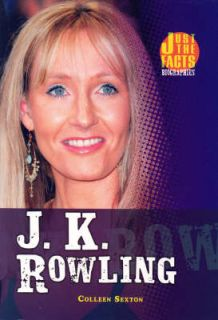 Rowling (Just the Facts Biographies), Sexton, Colleen A., Good Book