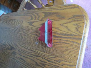 1965 Cadillac Coupe DeVille Rear Light Red Diffuser
