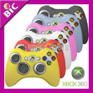Color Silicone Skin Case Cover for XBOX 360 Controller