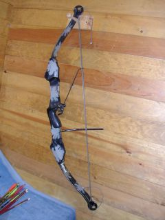 PSE FIRE FLITE COMPOUND BOW RIGHT HAND