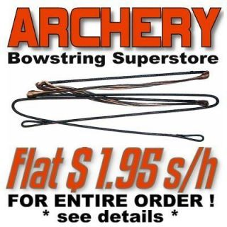 57 D 75 Archery COMPOUND BOW STRING HOYT REFLEX OTHERS
