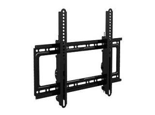 OPEN BOX   Flat Screen Tilt TV Wall Mount Bracket 32 37 42 46 50 55