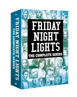 Friday Night Lights The Complete Series (DVD, 2011, 19 Disc Set