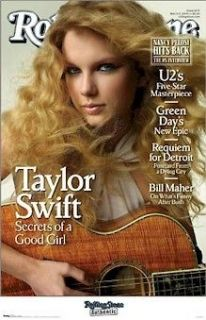 TAYLOR SWIFT POSTER ~ SECRETS OF GOOD GIRL 22x34 Music Country RS