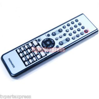 Magnavox TV DVD Combo Remote Control RC 172M for 20MF251W 20MF251W/37
