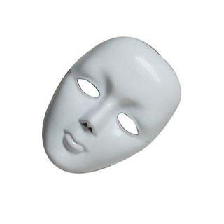 Masquerade Masks Mardi Gras Face Mime Mask Costume Masks Party Masks