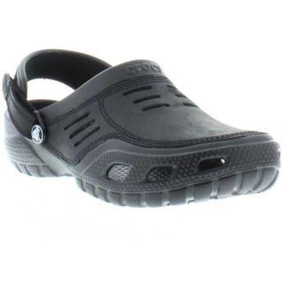 Crocs Shoes Genuine Yukon Sport Mens Shoe Khaki Coffee Sizes UK 7   12